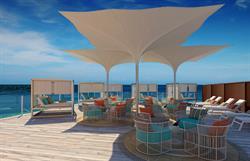 The Sunset Lounge & Bar at the Sonesta Ocean Point