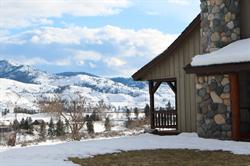 Winter view, Tice Ranch