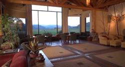 Great Room, Main Lodge, Tice Ranch