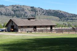 Horse Stable, Tice Ranch