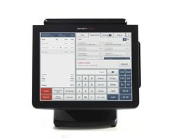 SmartPOS Innovative Transaction Screen - Lottey Ticket Scan