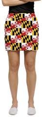 Loudmouth Maryland Flag Skort