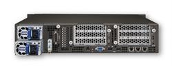 Advantech CGS-6010 Carrier Grade Server Rear View