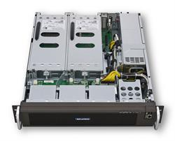 Advantech CGS-6010 Carrier Grade Server Inside View