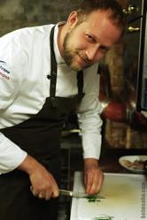 Chef Stefan Hartmann