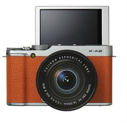 Fujifilm X-A2 Mirrorless Digital Camera with 16-50mm Lens