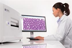Huron Digital Pathology's TissueScope LE is the easy to use desktop scanner for digital pathology that matches high quality scanning with attractive price-performance characteristics.