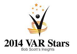 Godlan Selected as Bob Scott's VAR Stars 2014