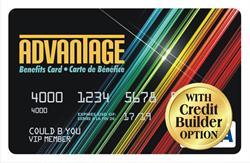 Advantage Benefits Card