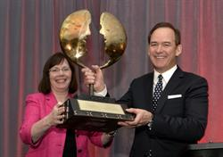 CPRS Toronto CEO Award Presentation
