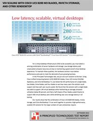 A winning combination of server hardware and storage.