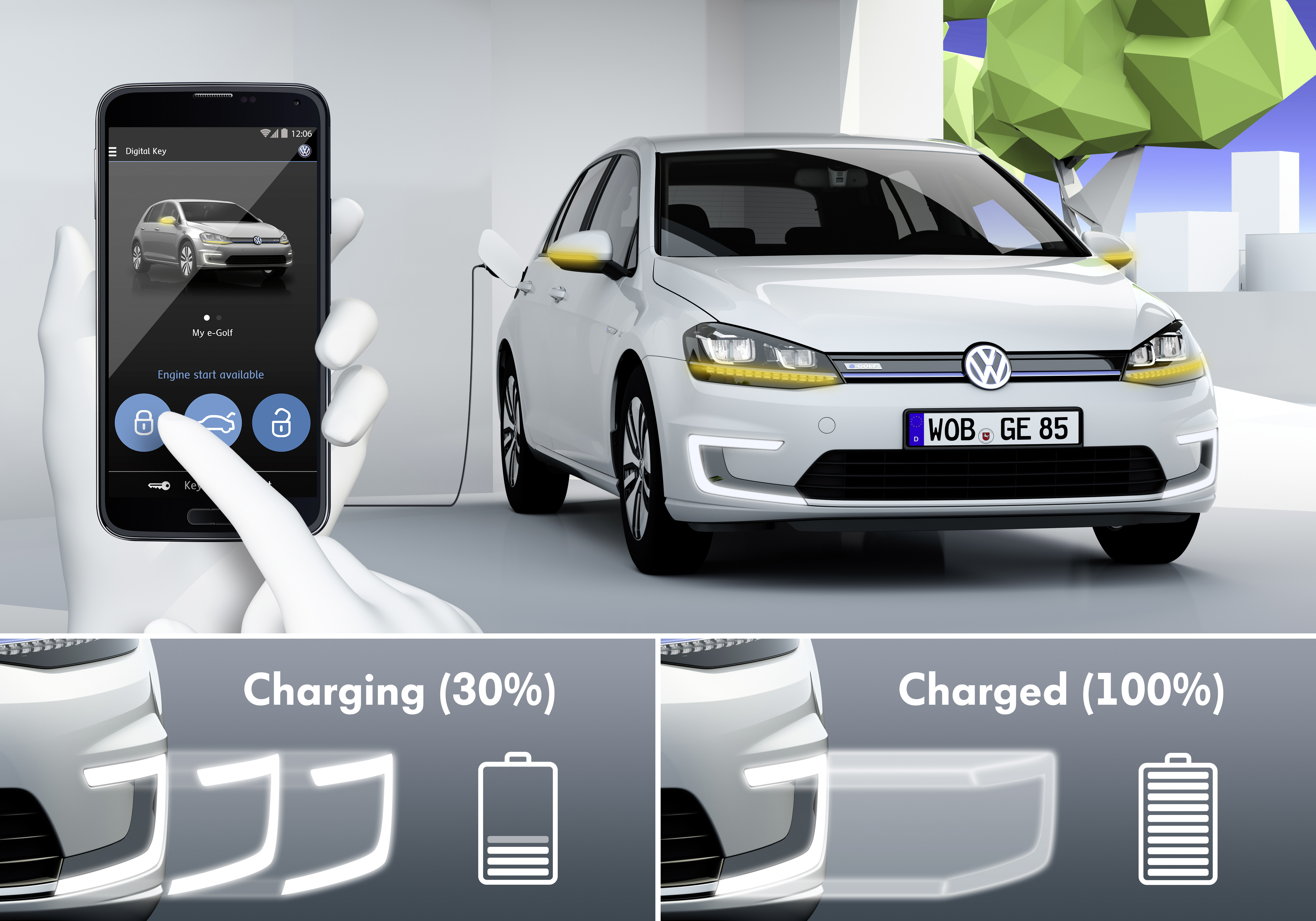 vegas hits volkswagen mass photos volkswagens hit to control latest news gesture s las ces production after technology