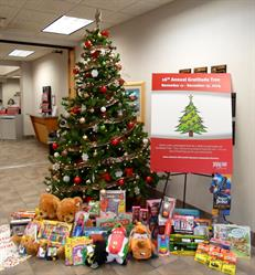 TopLine Federal Credit Union, Credit Union, Banking, Toy Drive, CEAP, Keystone, Credit, Savings