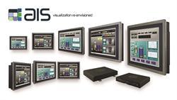 HMI Touch Panel Value