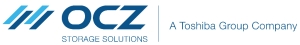 OCZ Storage Solutions - A Toshiba Group Company Logo