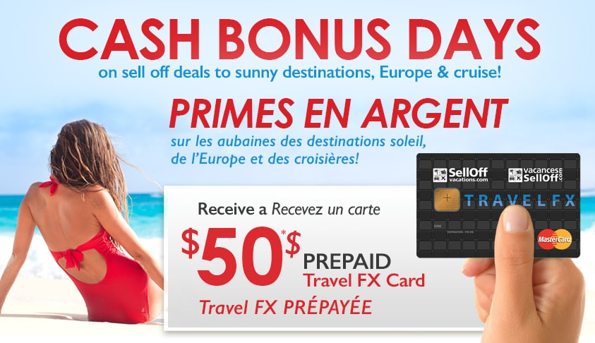 Selloffvacations Launches New Travel Fx Card