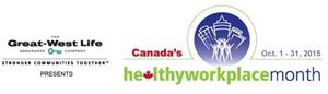 Healthy Workplace 2015 Logo