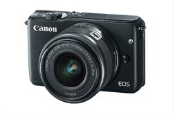 Canon EOS-M10 with 15-45mm Lens