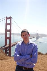 Gergo Vari, CEO of Lensa, an HR technology company headquartered in the SF Bay area