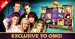 OMG! Fortune Releases First Branded Slot -- Beverly Hills 90210