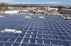 SilRay solar panels