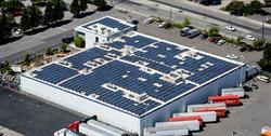 SilRay Solar Project Installation