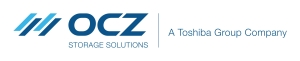 OCZ Storage Solutions - A Toshiba Group Company Logo