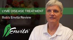 Chronic Lyme disease patient ranks Envita number 1