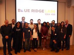 Blue Ridge Labs at Robin Hood tech for social good, social tech, John Griffin, Paul Appelbaum