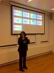 Minerva Tantoco, New york city, poverty-fighting, technology, Robin Hood, Blue Ridge Labs