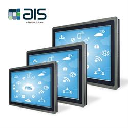 AIS Introduces Rugged, Fan-Less Touch Panel PCs With Intel Core i7 Processor, True Flat Touch-Screen and IP66 Protection for Human Machine Interfaces Used in Process & Au