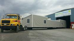 Z240MH Steel Mobile Homes