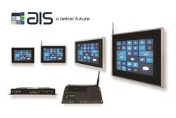 HMI Panel PC with Battery Backup Power Module
