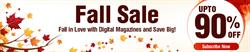 Magzter's Fall Sale - Save upto 90% on your favorite magazines