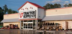 Tractor Supply Company, store