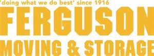 Ferguson Moving & Storage Logo