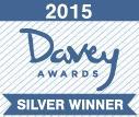 2015 Silver Davey Award