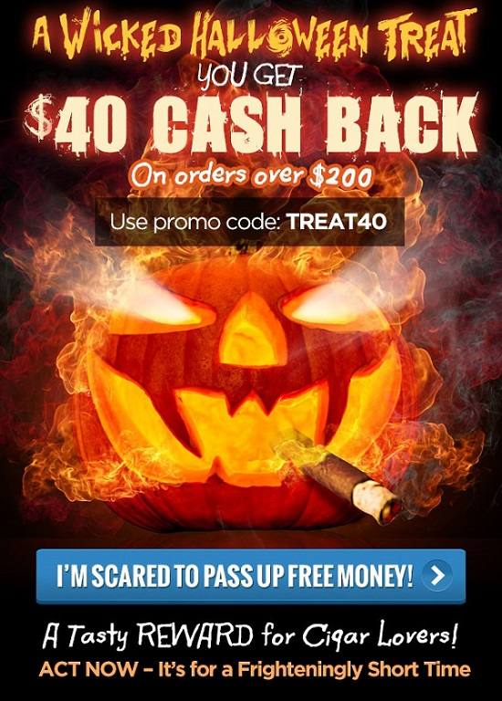 Famous cigars discount coupons