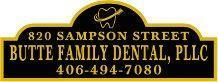 Butte Family Dental family dentistry