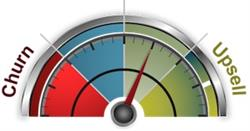Service standards dashboard dial