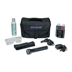 ALK-365 Aviation Fluid Leak Detection Kit with components