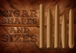 Cigar Shapes and Sizes