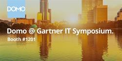 Domo at Gartner Symposium ITxpo 2015 to Help IT Leaders Transform the Way Business Is Managed