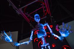World Maker Faire New York 2015-PlasmaBot by Maker Wayne Strattman