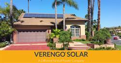 Verengo Solar Install