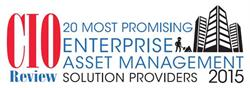 Omni-ID Named to CIOReview's list of Top Enterprise Asset Management Solutions Providers