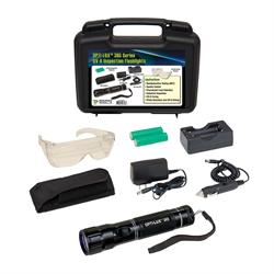 TP-8691 OPTI-LUX 8691 LED leak detection flashlight with components