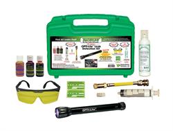 TP-8621 LeakFinder leak detection kit with components