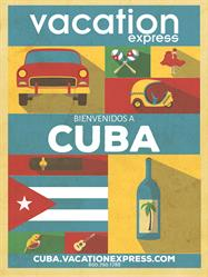 Vacation Express Launches a New Caribbean Destination, CUBA