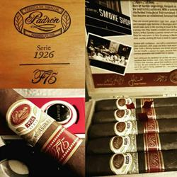 Padron Cigars Making New 'Anniversary' Cigar for Famous Smoke Shop